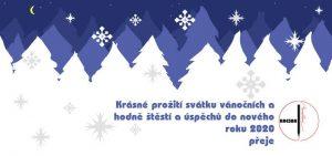 Firemní vánoční přání